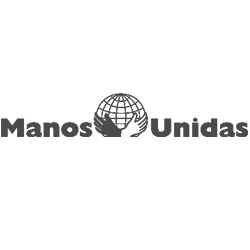 manos unidas logo